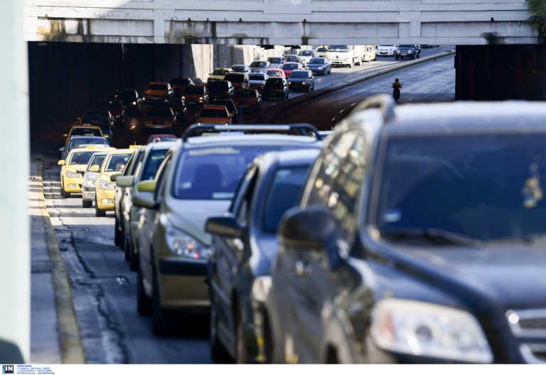 Τροχαίο στην Κηφισίας! Σύγκρουση λεωφορείου με αυτοκίνητο - Χαμός από μποτιλιάρισμα