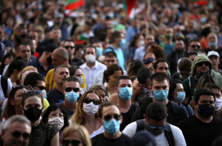 Κορονοϊός: Αυστηρότερα μέτρα και στη Βουλγαρία
