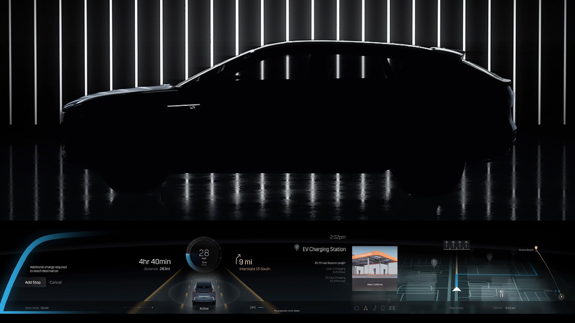 Ποιο αυτοκίνητο θα έχει οθόνη με πλάτος 33'' στο εσωτερικό του; [pics]