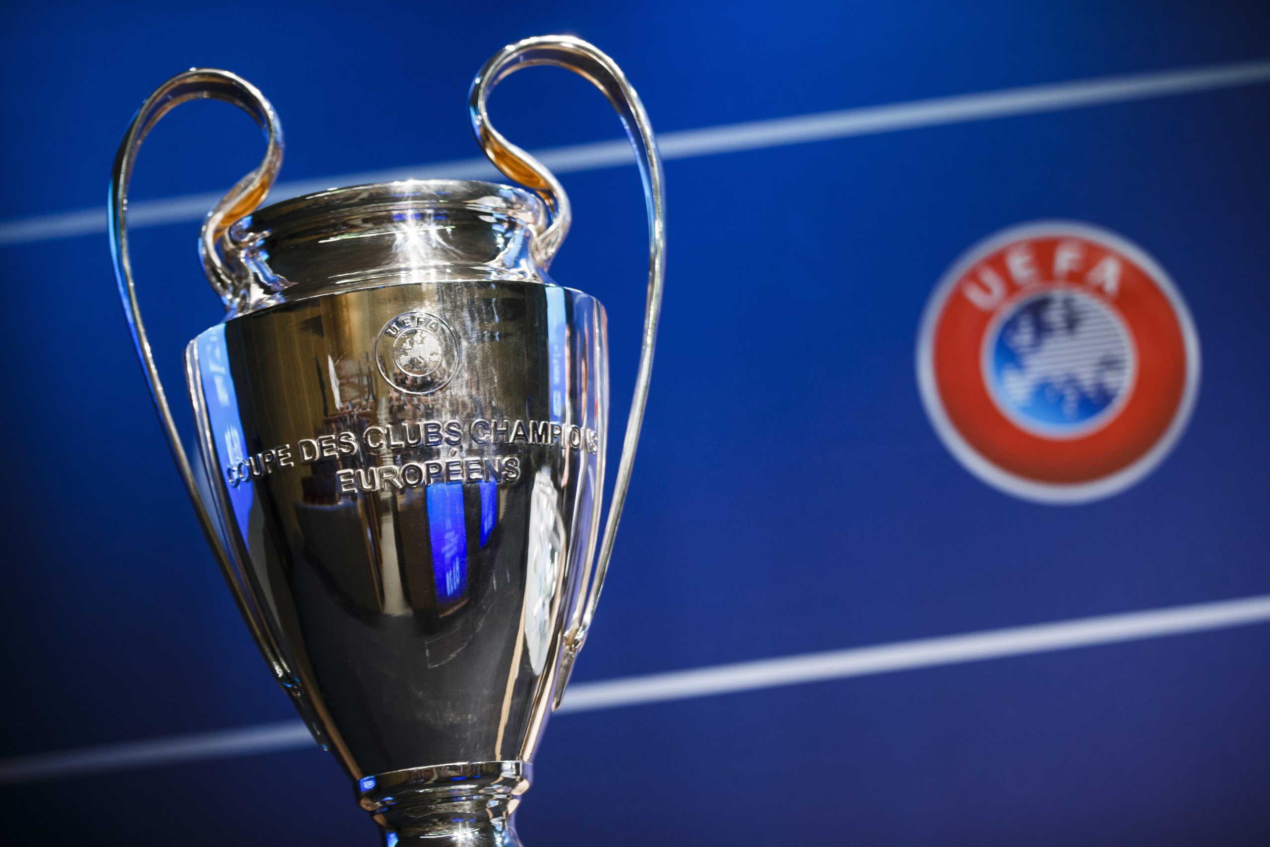 """Κλήρωση Champions League: Αυτά είναι τα """"ζευγάρια"""" για το Final8"""