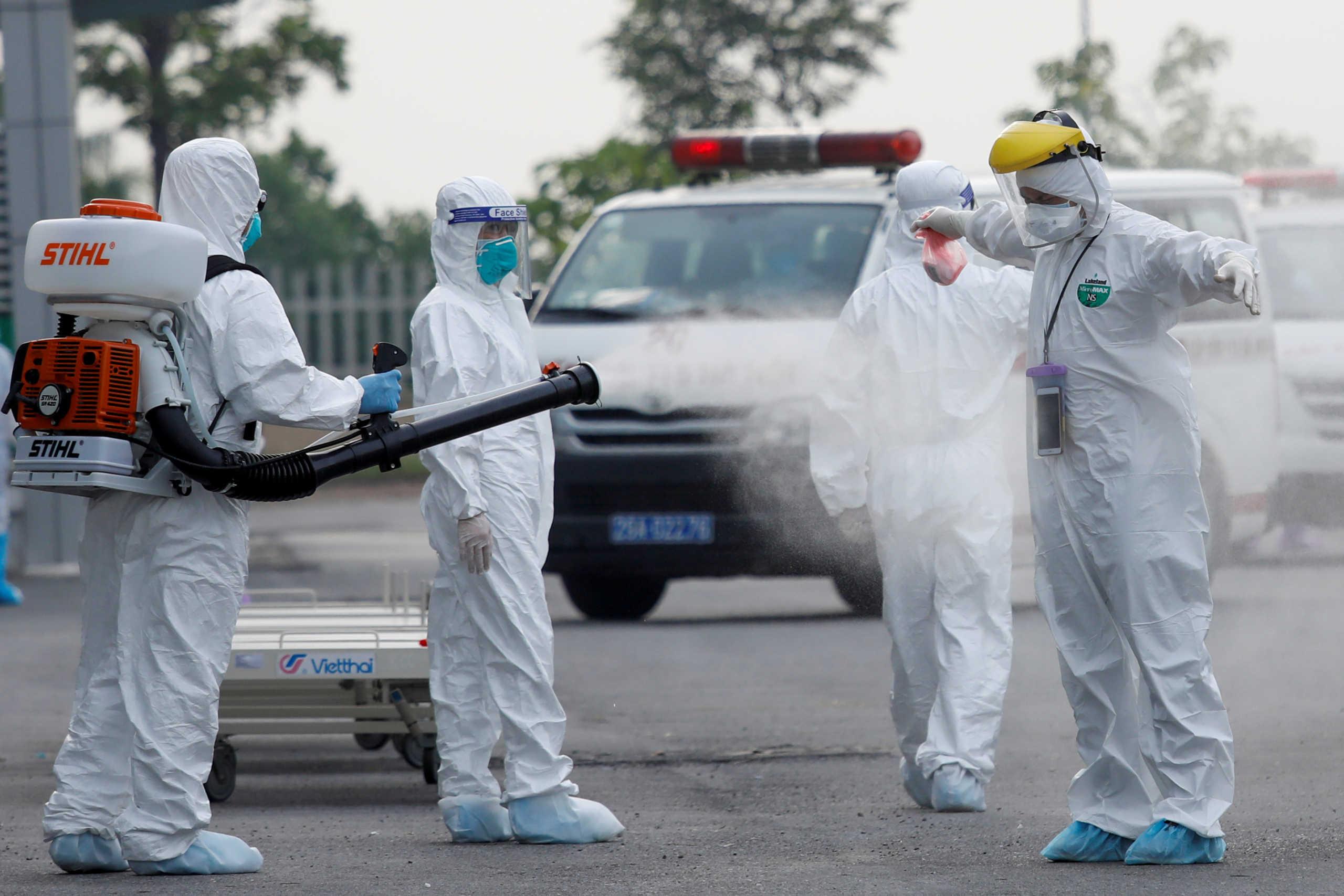 Κορονοϊός – Βιετνάμ: Πάνω από 300.000 τα κρούσματα και 6.770 οι θάνατοι
