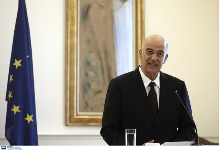 Δένδιας: «Αν η Τουρκία πραγματοποιήσει περαιτέρω έρευνες θα ανοίξουν οι ασκοί του Αιόλου»