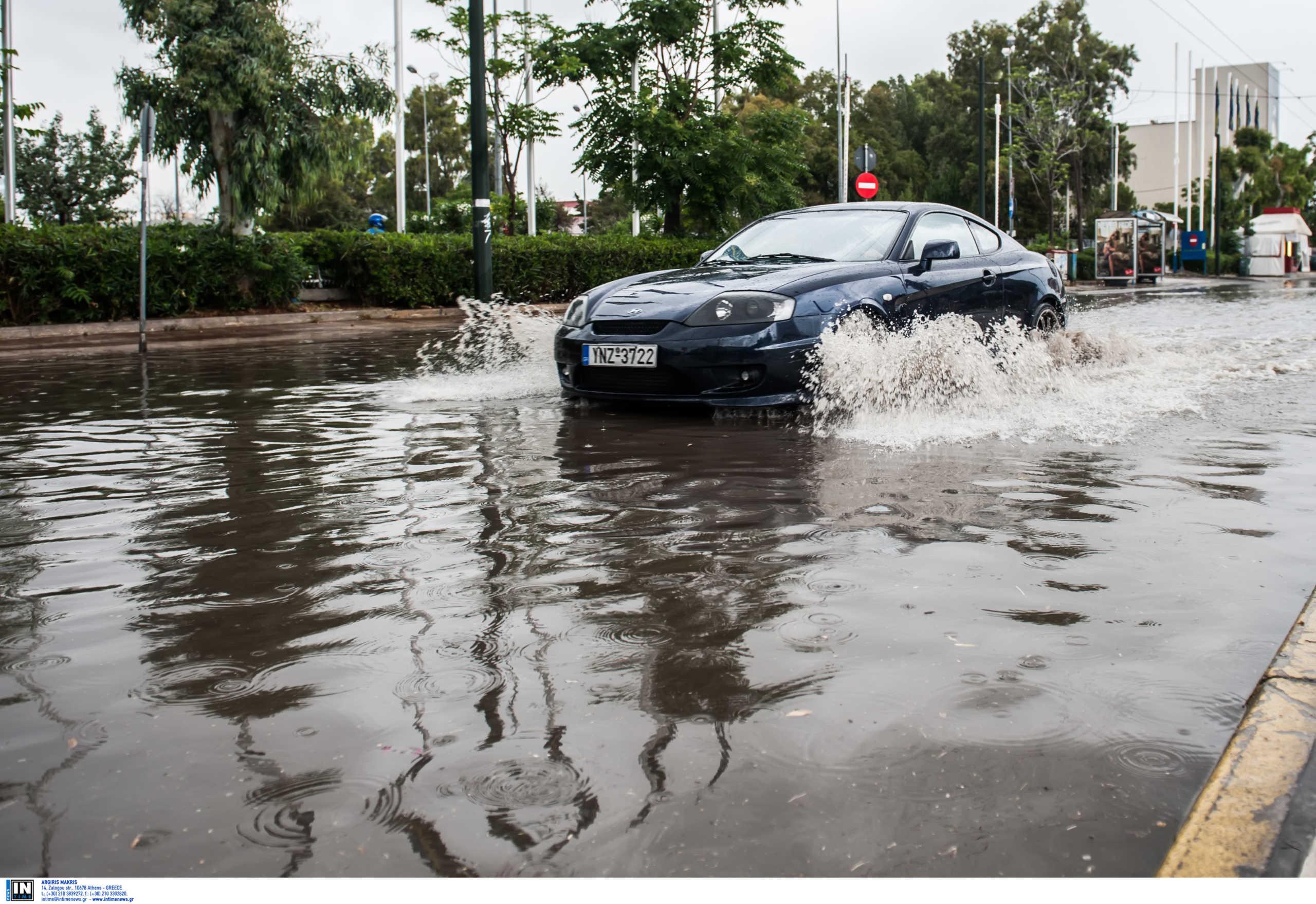 Καιρός: Σοβαρά προβλήματα στη Φθιώτιδα! Διακόπηκε η κυκλοφορία στην παλιά εθνική οδό
