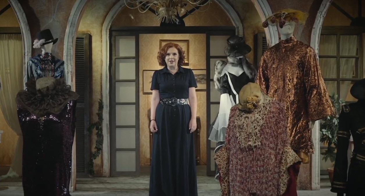 Ελένη Ράντου: «Πάμε πάλι θέατρο – Απλά προσέχοντας, όπως πρέπει!»