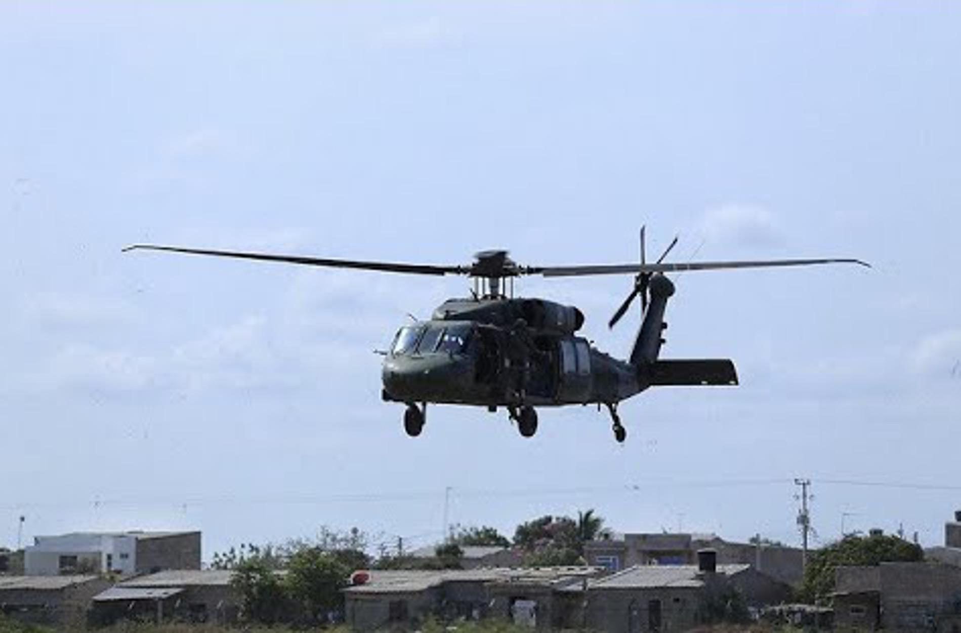 Κολομβία: Νεκροί και οι άλλοι 2 αγνοούμενοι από το ελικόπτερο που έπεσε – 11 συνολικά