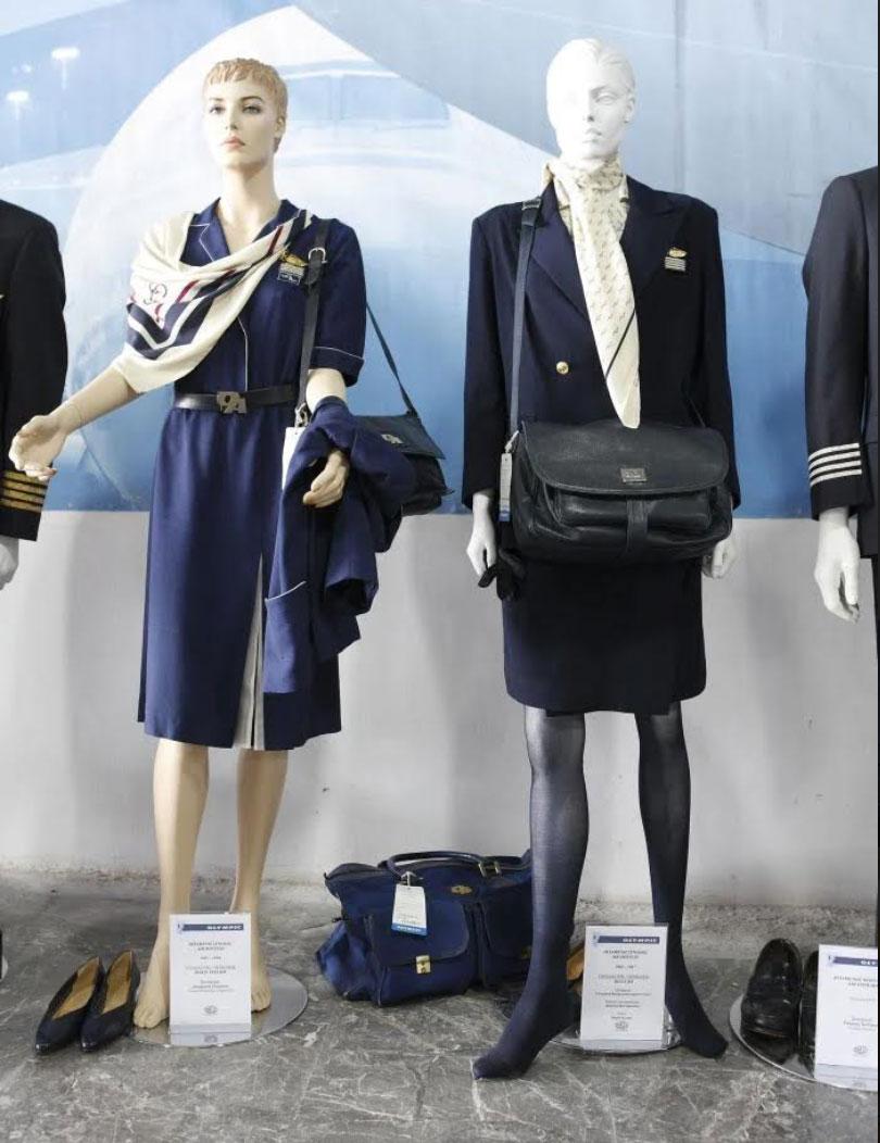 Ένα μουσείο γεμάτο ιστορία στο Ελληνικό – Η Ολυμπιακή, ο Ωνάσης, η Σανέλ και οι στολές