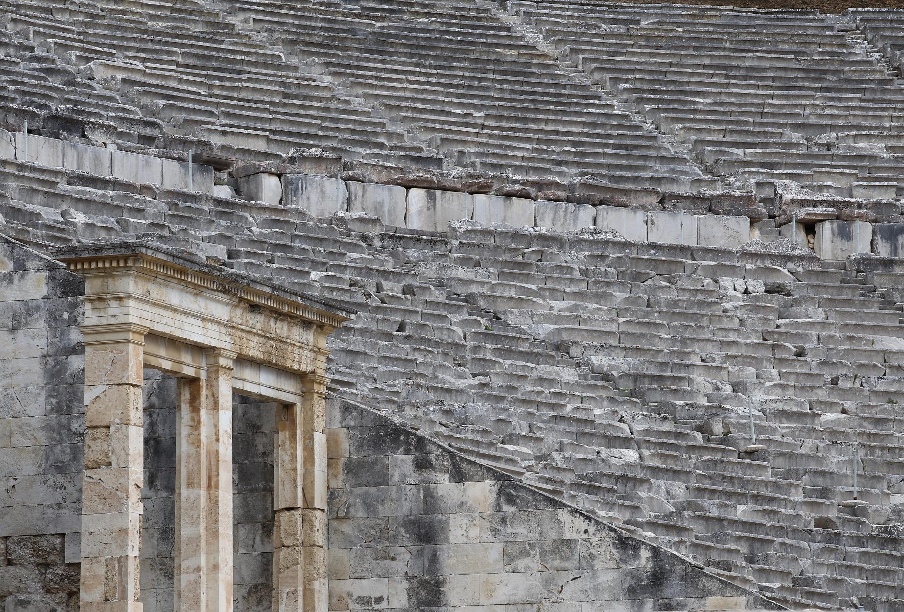 Εθνικό Θέατρο στο Αρχαίο Θέατρο Επιδαύρου με «Πέρσες» του Αισχύλου