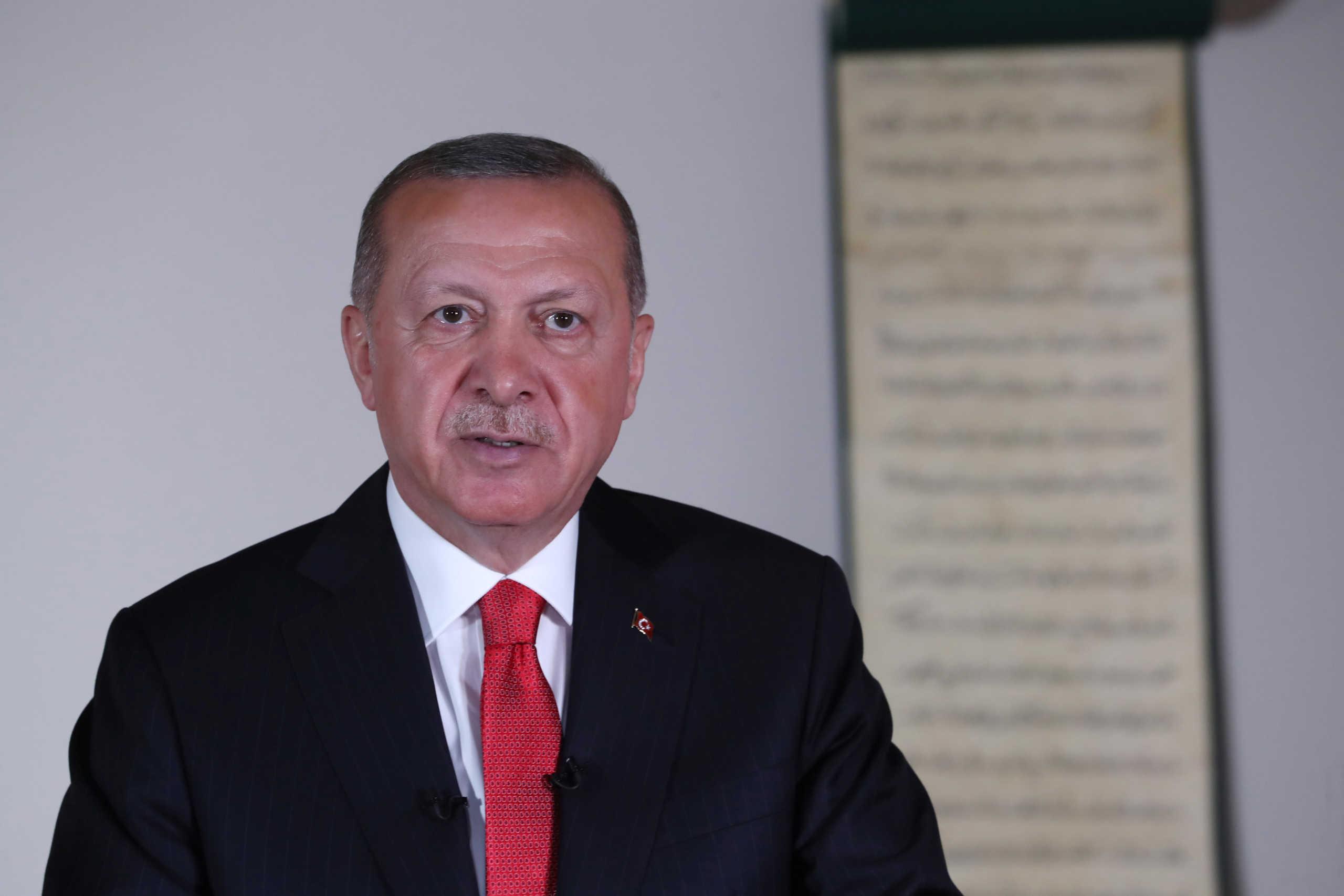 Ερντογάν για τη NAVTEX ανοικτά του Καστελορίζου: «Δεν χρειαζόμαστε την άδεια κανενός»