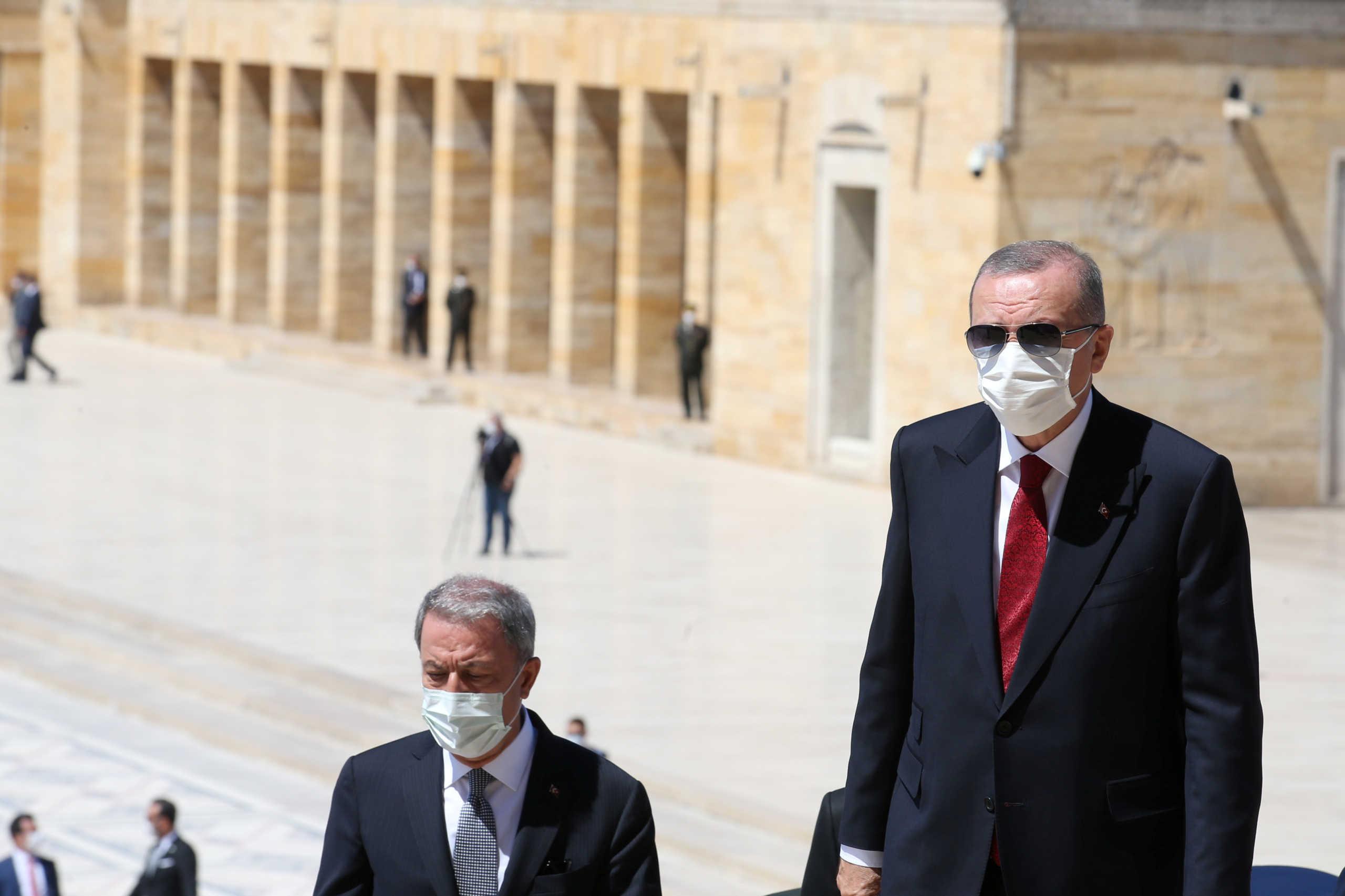 Εκπρόσωπος Ερντογάν: «Παγώνουμε για λίγο τις έρευνες στην Ανατολική Μεσόγειο για να κάνουμε διάλογο»