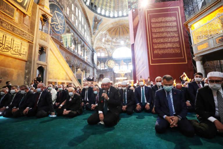 Γιατί παραιτήθηκε ο ιμάμης της Αγιά Σοφιάς; Οι συγκρούσεις και το παρασκήνιο