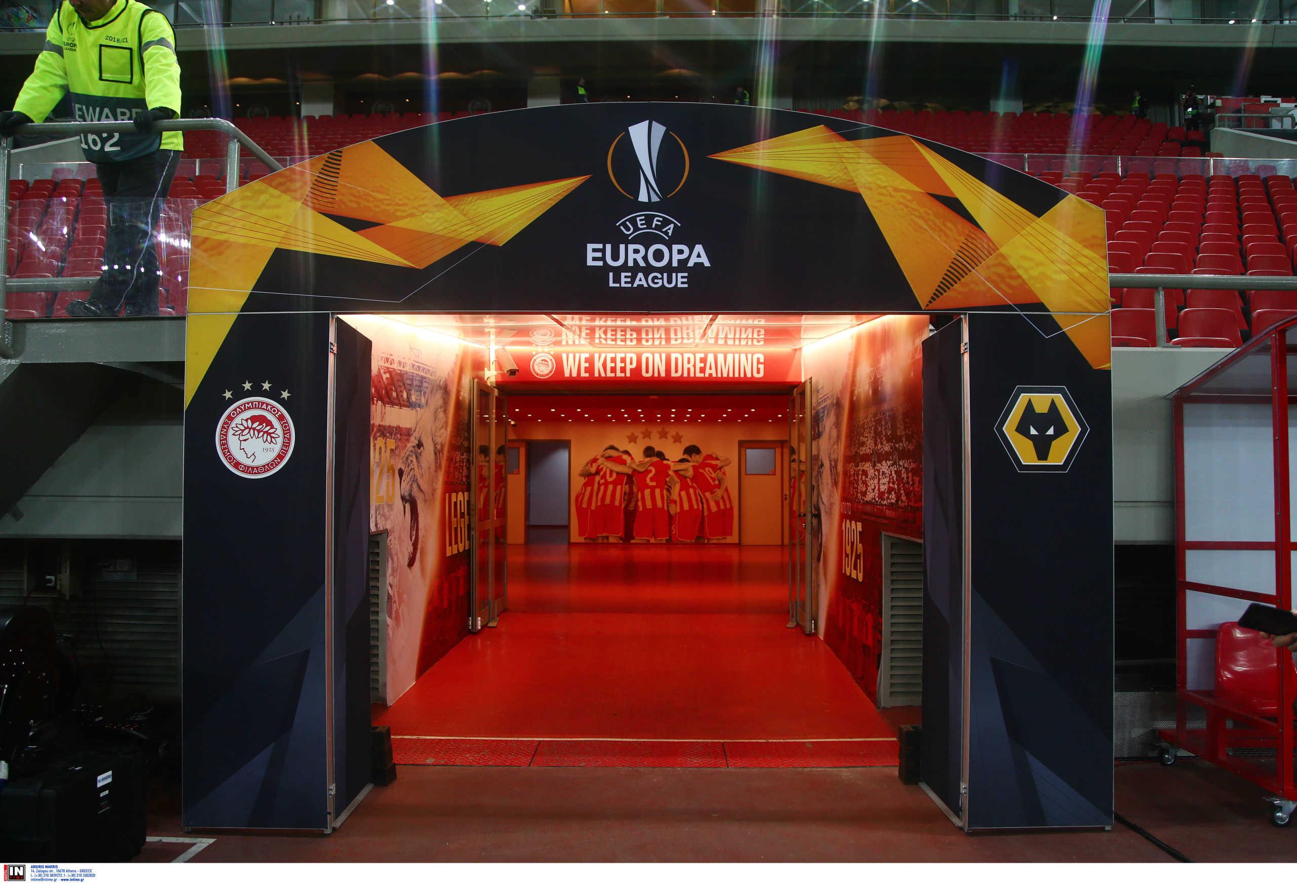 """Επίσημα στο """"Μολινό"""" το Γουλβς – Ολυμπιακός! Τι ανακοίνωσε η UEFA για Europa και Champions League (pics)"""