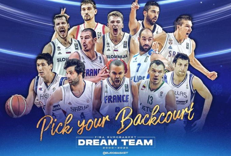 Με Σπανούλη, Διαμαντίδη και Παπαλουκά οι κορυφαίοι γκαρντ στην ιστορία του Eurobasket (pic)