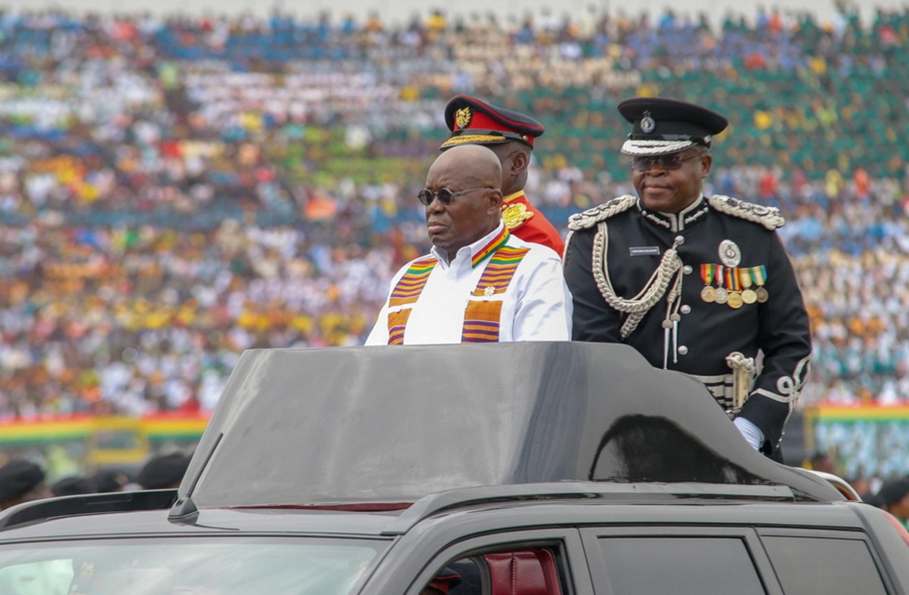 Σε καραντίνα ο πρόεδρος της Γκάνας μετά από επαφή με κρούσμα κορονοϊού