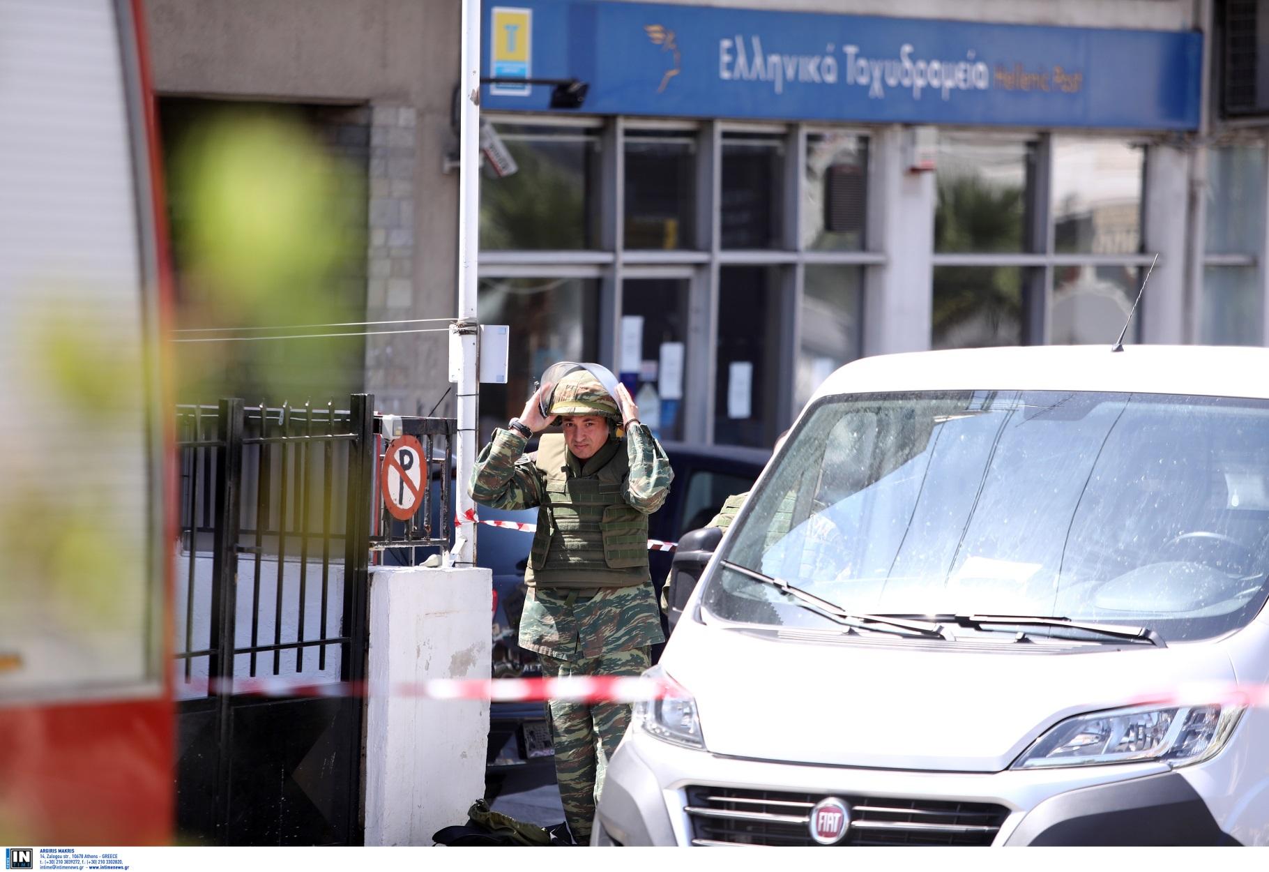 Κερατσίνι: Απομακρύνθηκε η χειροβομβίδα από το πλυντήριο αυτοκινήτων – Ήταν απασφαλισμένη (pics)