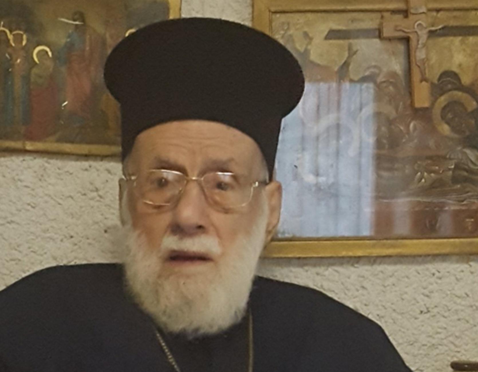 Φθιώτιδα: Εκοιμήθη ο ιερέας που έγινε γνωστός και αγαπητός στην Αμφίκλεια! Η είδηση που προκαλεί θλίψη
