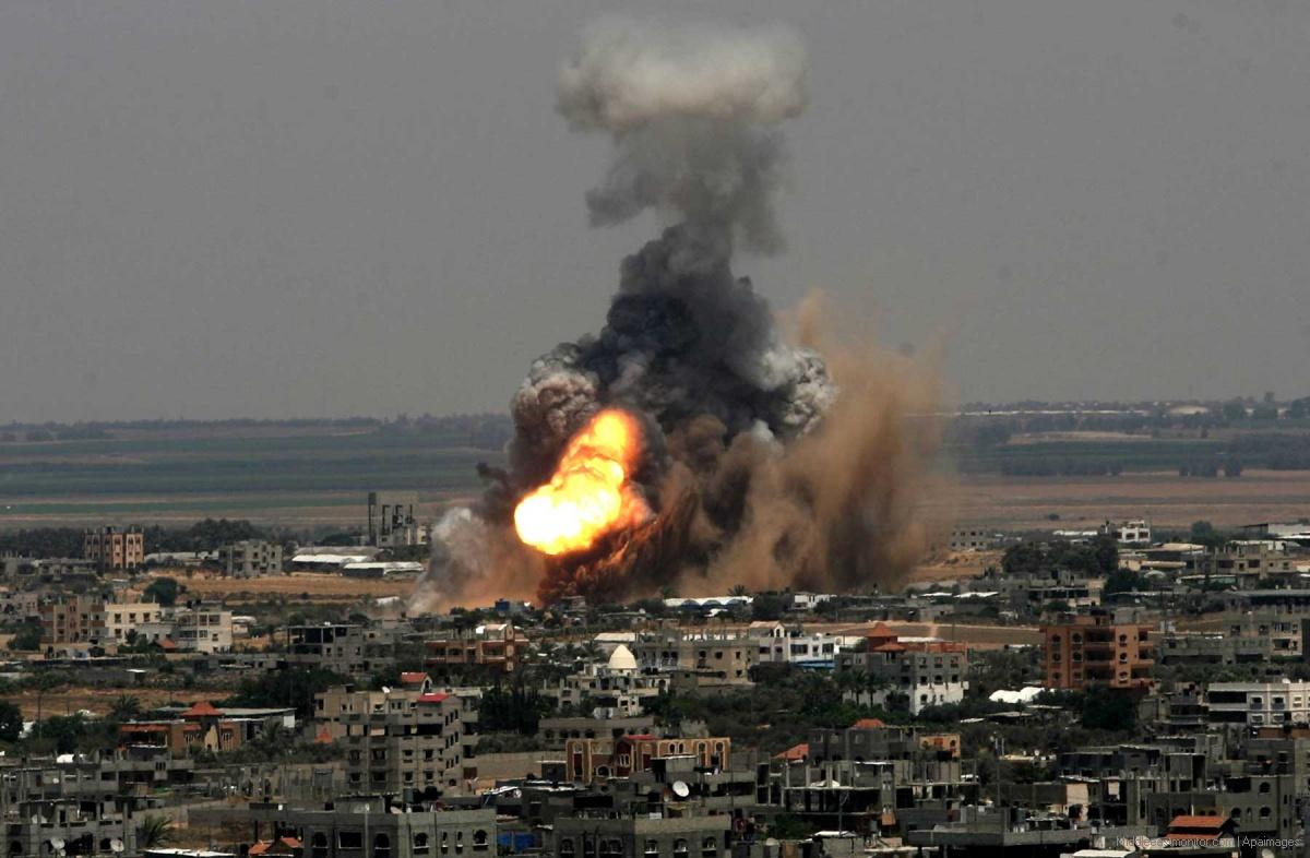 Νέοι Ισραηλινοί βομβαρδισμοί στην Λωρίδα της Γάζας