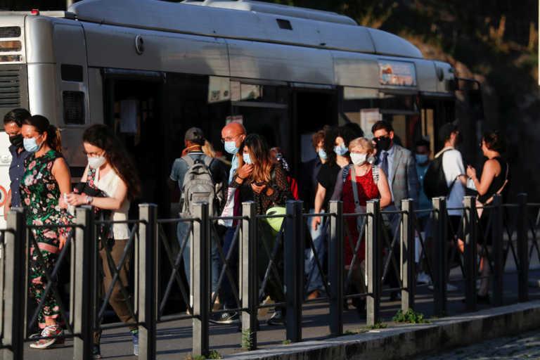 Κορονοϊός: Συναγερμός στην περιφέρεια Βένετο - Ανέβηκε στο 1,63 ο δείκτης μετάδοσης