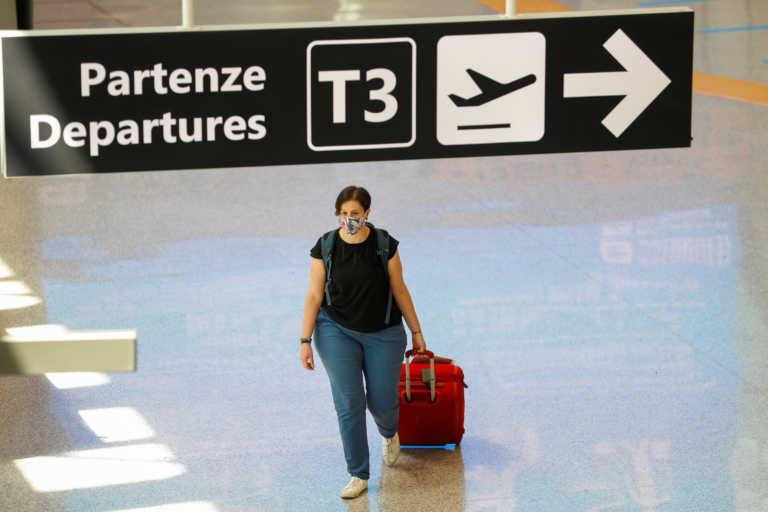 Κορονοϊός: Περιορισμούς στις αφίξεις εκτός ΕΕ ζητά η Ιταλία