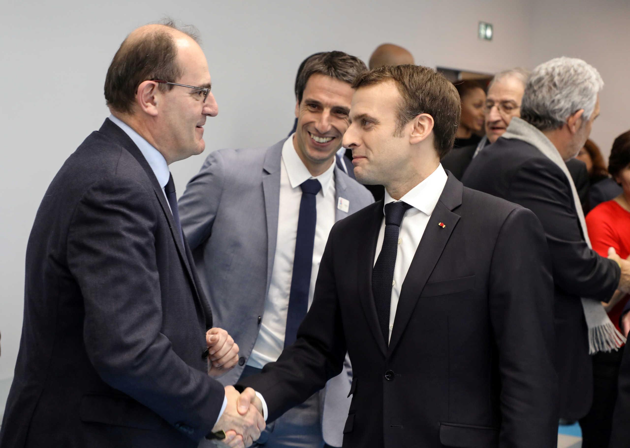Ο Ζαν Καστέξ είναι ο νέος πρωθυπουργός της Γαλλίας