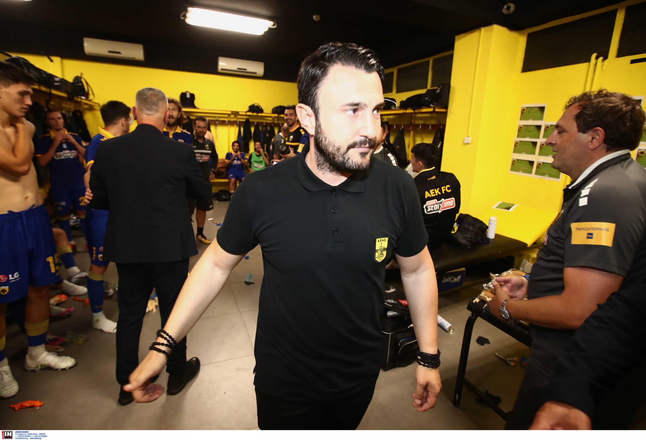 Άρης: Συναντήθηκε με Κλάτενμπεργκ ο Καρυπίδης, ζήτησε ξένους διαιτητές στα πλέι οφ