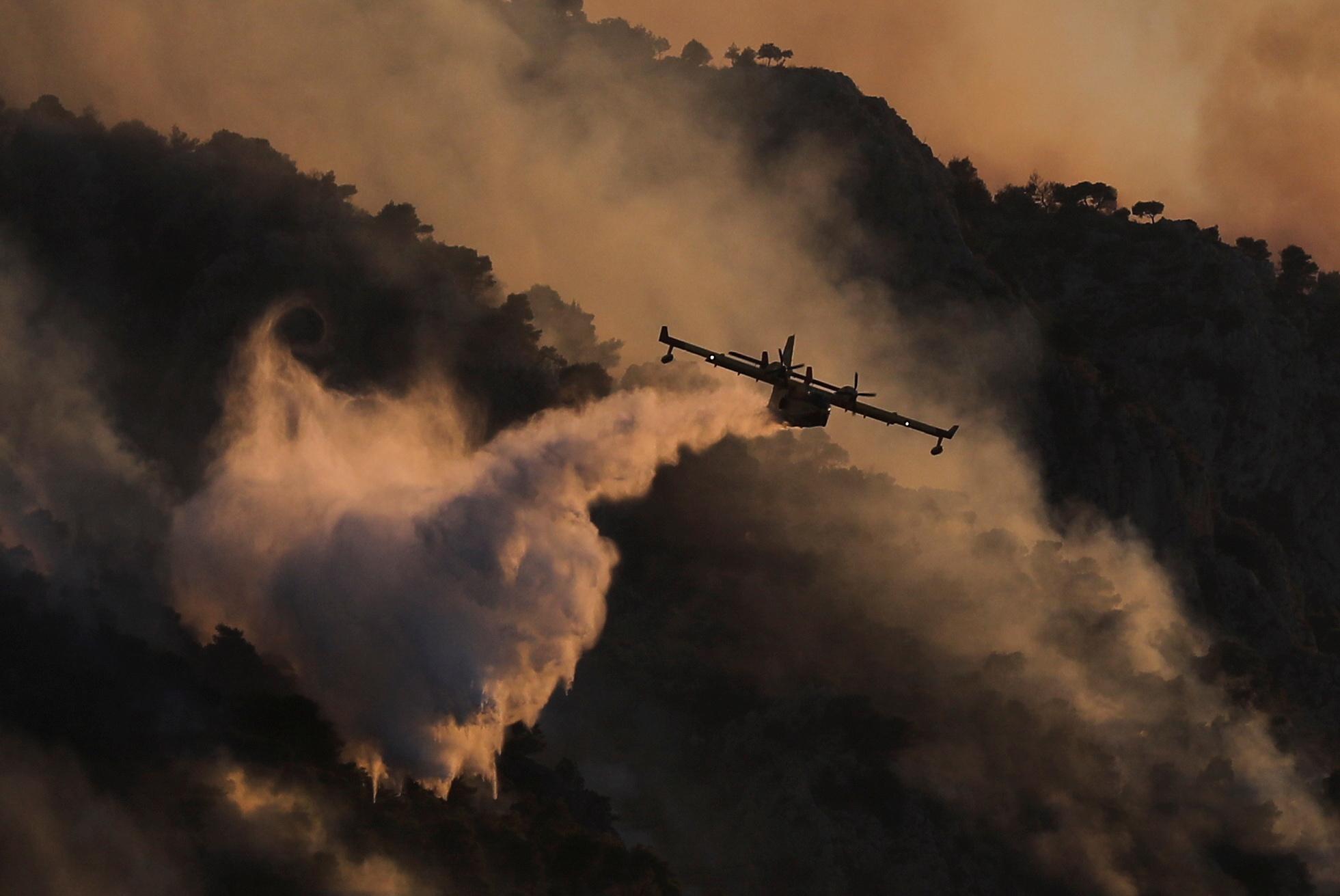 Κοζάνη: Υπό έλεγχο η φωτιά στο Βοσκοχώρι – Ο πρώτος απολογισμός της πύρινης καταστροφής