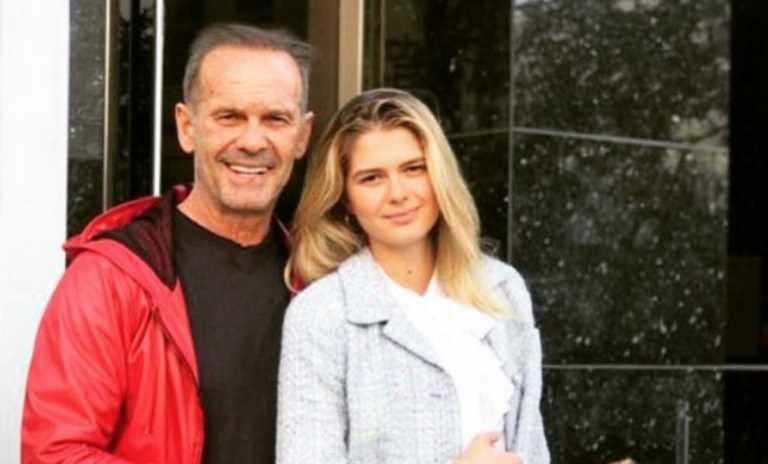 Ο Πέτρος Κωστόπουλος ενημερώνει για την κατάσταση της υγείας της κόρης του! [vid]