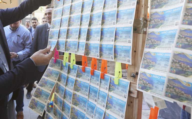 Το Λαϊκό Λαχείο μοίρασε περισσότερα από 5,6 εκατομμύρια ευρώ τον Μάιο