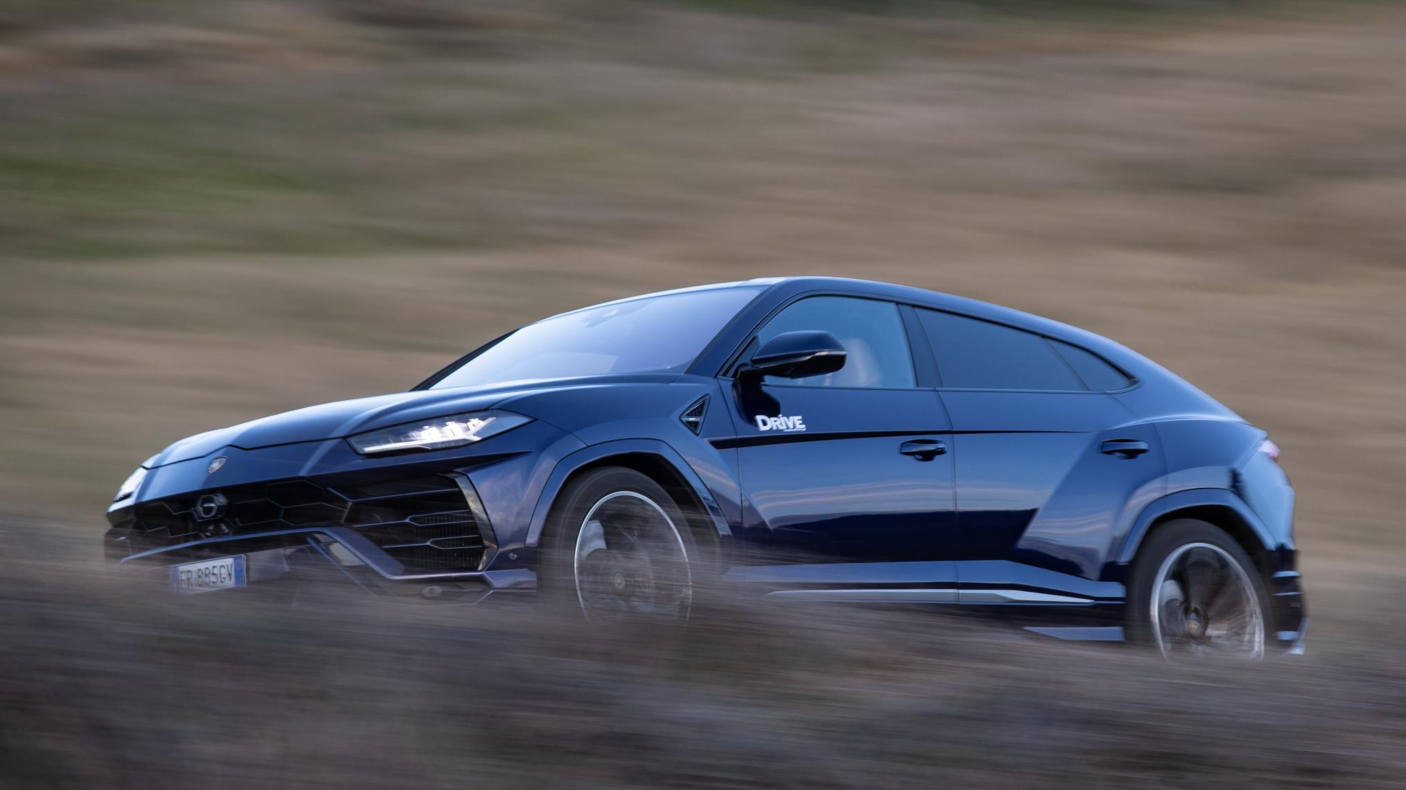Χάρη στην Urus, η Lamborghini δεν θα επηρεαστεί από την κρίση!