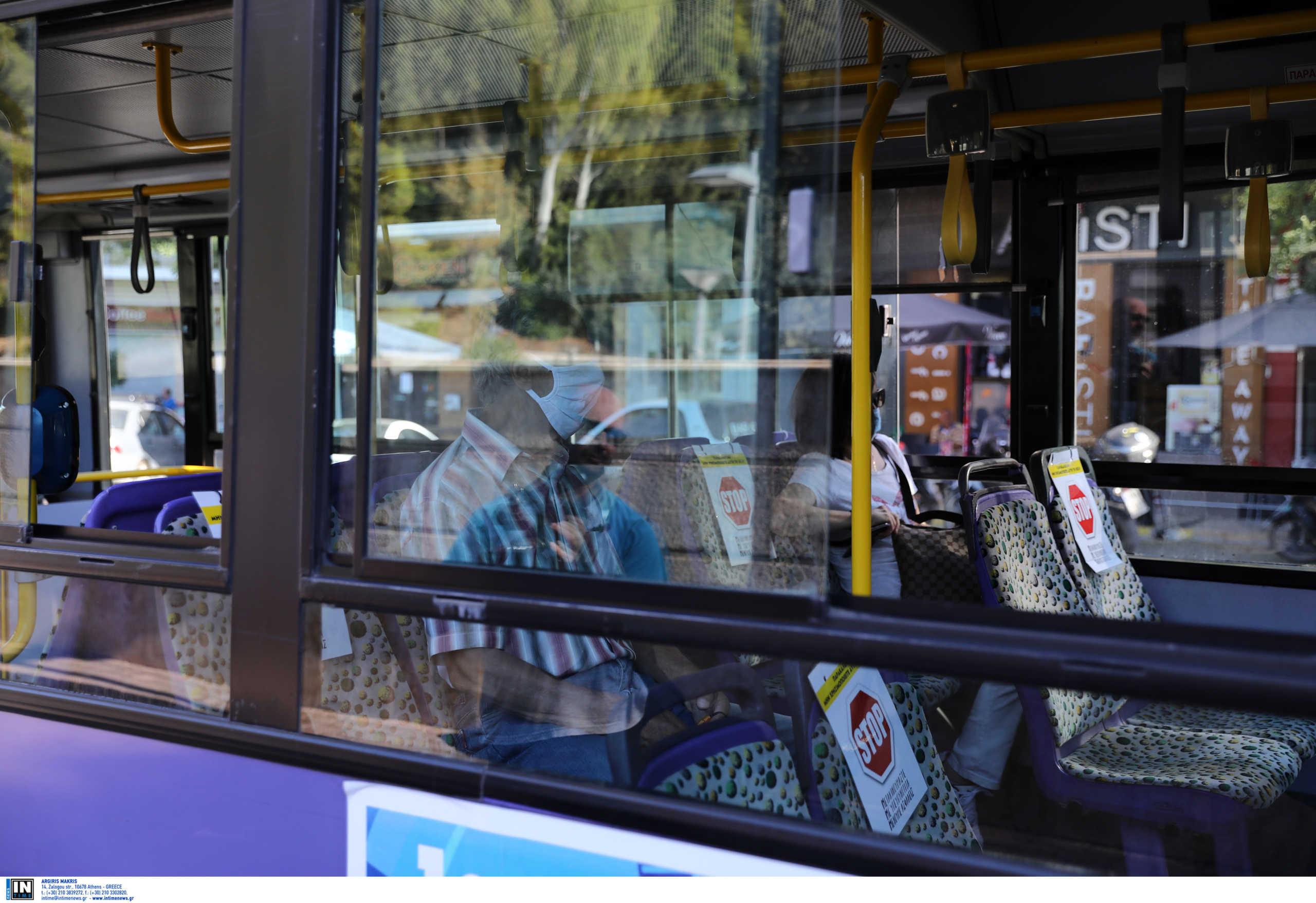Κορονοϊός: Νωρίτερα στην Αθήνα 100 λεωφορεία για την ενίσχυση των συγκοινωνιών