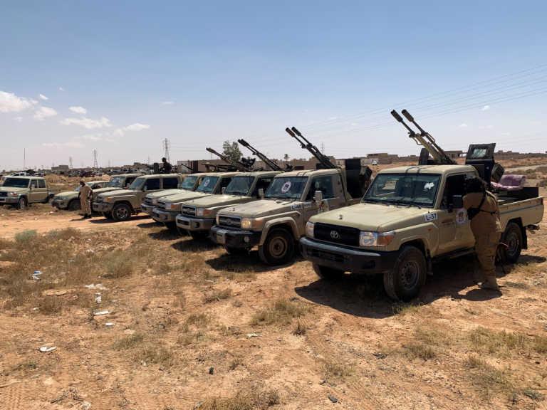 Λιβύη: Αιγύπτιοι αξιωματούχοι στην Τρίπολη για πρώτη φορά από το 2014