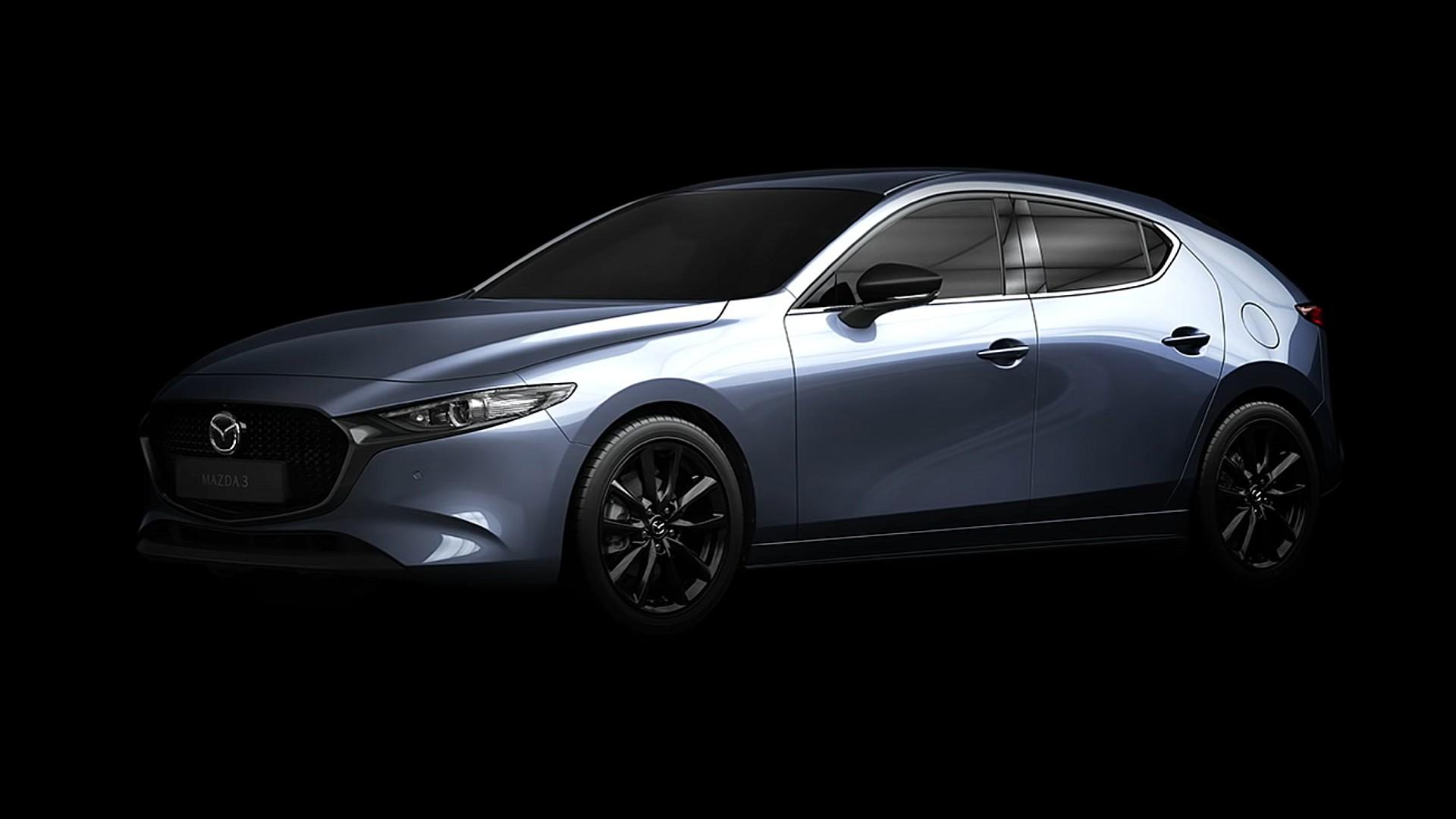 Έτοιμο το τετρακίνητο Mazda3 και με νέο κινητήρα τούρμπο [vid]