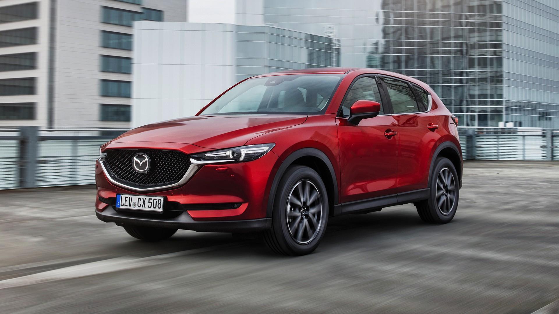 Πόσο κοστίζει το νέο Mazda CX-5;