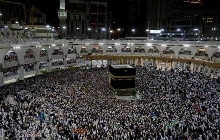 Σαουδική Αραβία: Πάνω από 200.000 τα κρούσματα κορονοϊού - Αυστηρά μέτρα στο προσκύνημα στη Μέκκα