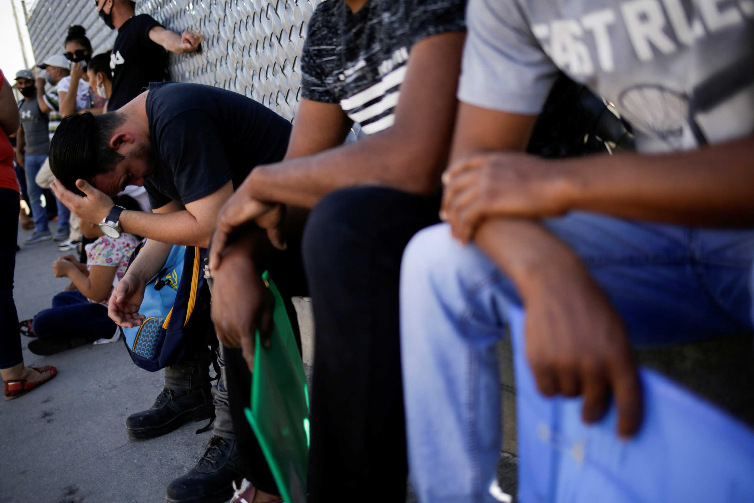 Βέλγιο: Αίτημα για νομιμοποίηση 450 παράτυπων μεταναστών που κάνουν απεργία πείνας
