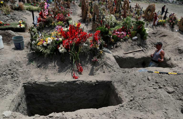 Μεξικό: Όλο και χειρότερη η κατάσταση και εκεί - 895 νεκροί από κορονοϊό την τελευταία μέρα