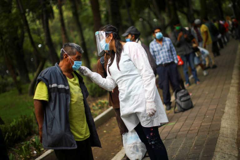 Κορονοϊός: Πάνω από 1.000.000 κρούσματα στην Κολομβία – Αγγίζουν τα 900.000 στο Μεξικό