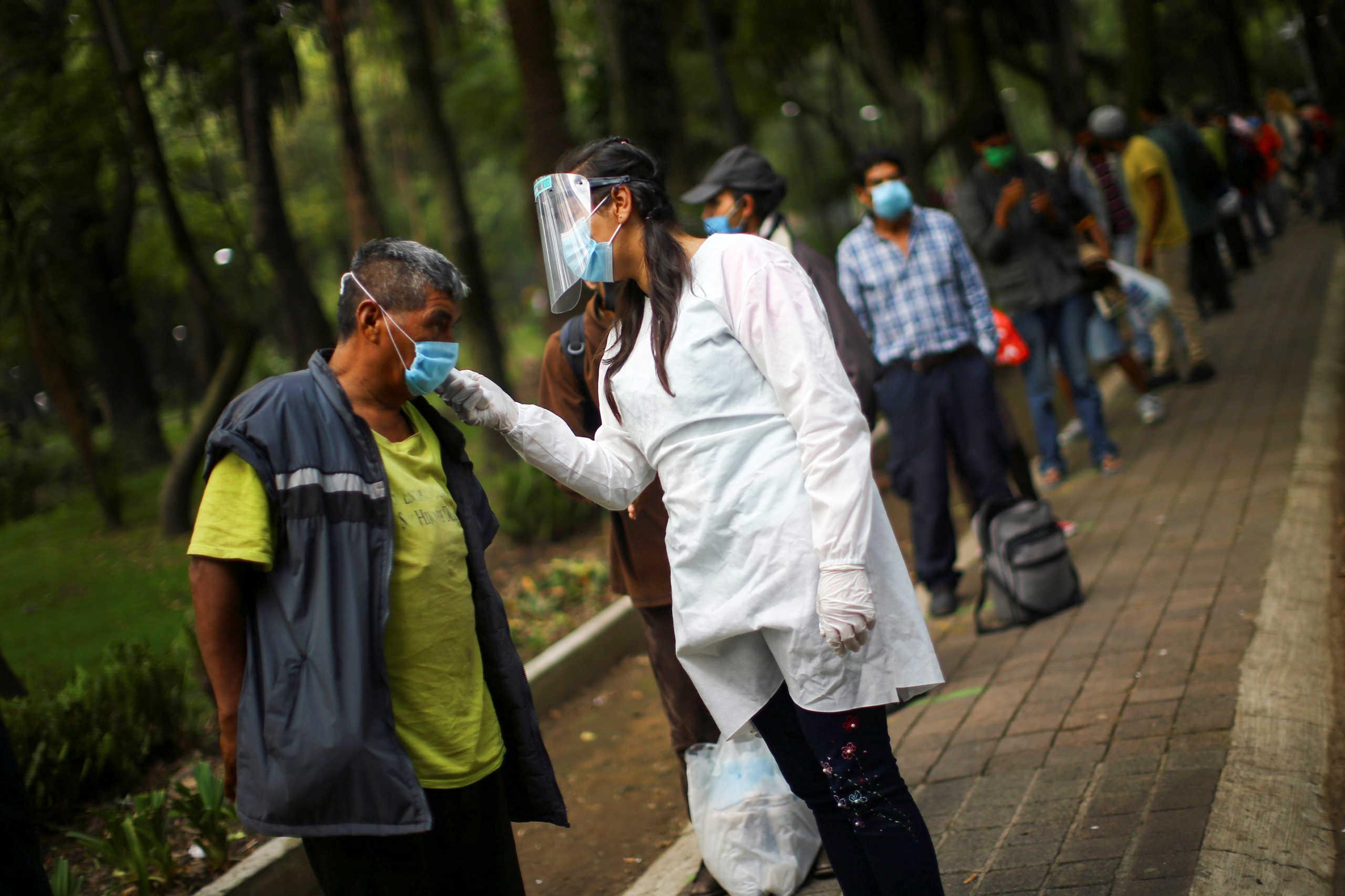 Καλπάζει ο κορονοϊός στη Λατινική Αμερική: Χιλιάδες κρούσματα σε Βραζιλία, Αργεντινή και Μεξικό