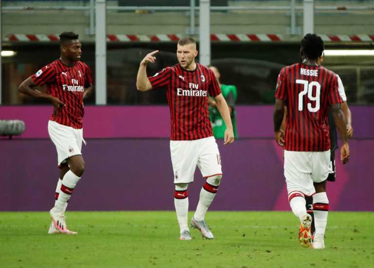 Serie A: Η Μίλαν