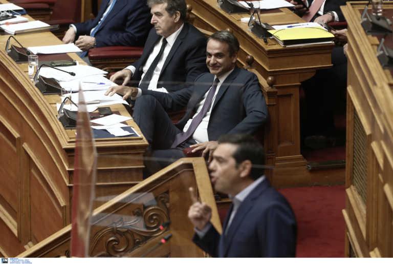 Μητσοτάκης σε Τσίπρα: Μη γίνει το ελληνικό metoo «ελληνικό QAnon» – Στήριξη σε Μενδώνη