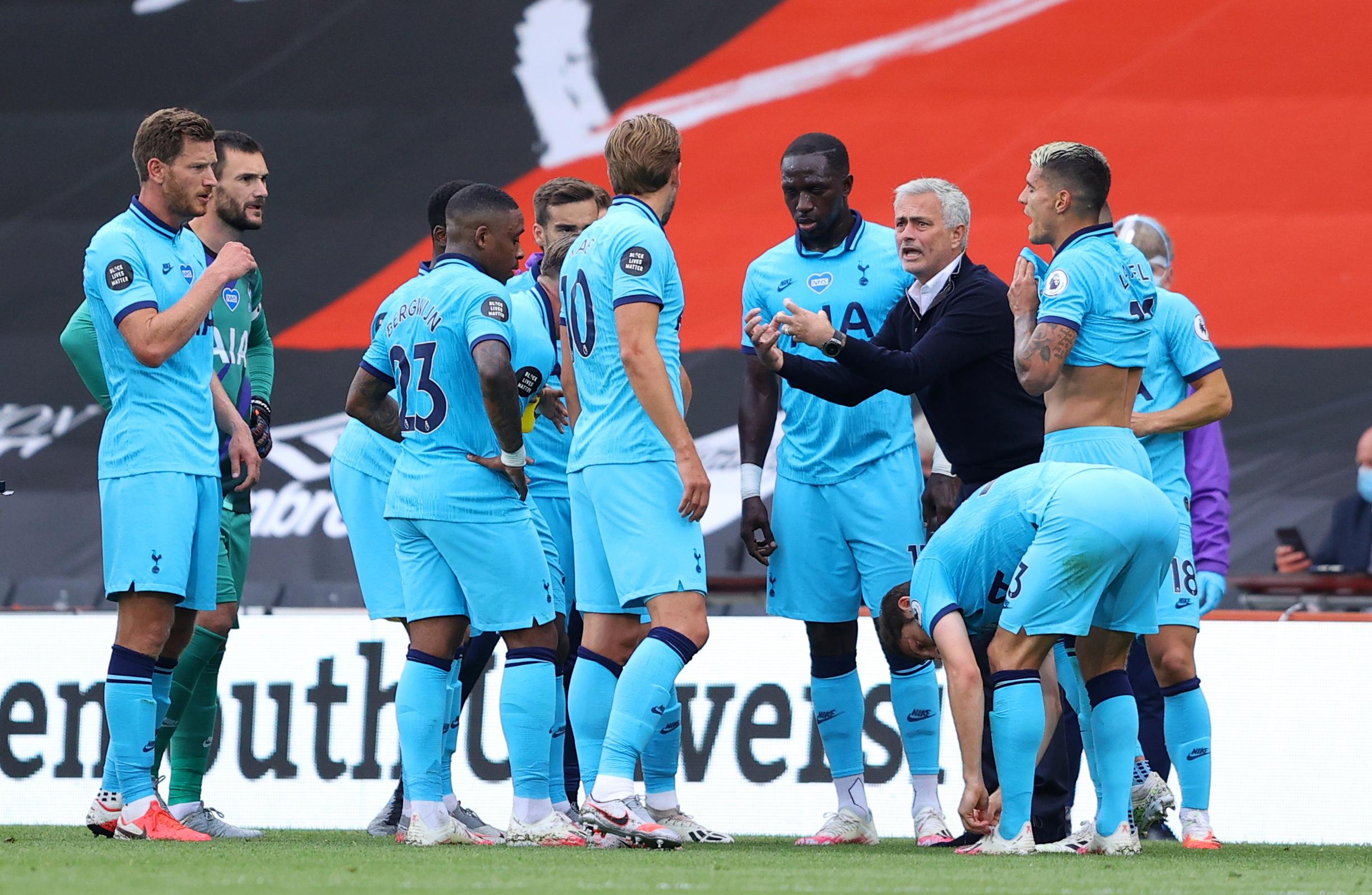 Η Τότεναμ του Μουρίνιο δεν έκανε ούτε τελική κόντρα στη 18η ομάδα της Premier League (vid, pic)