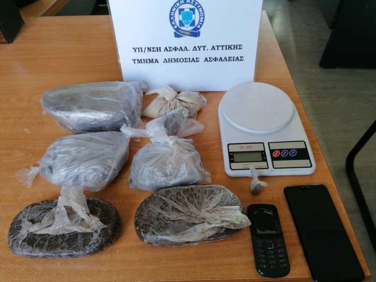 Συλλήψεις για ναρκωτικά στο Ζεφύρι