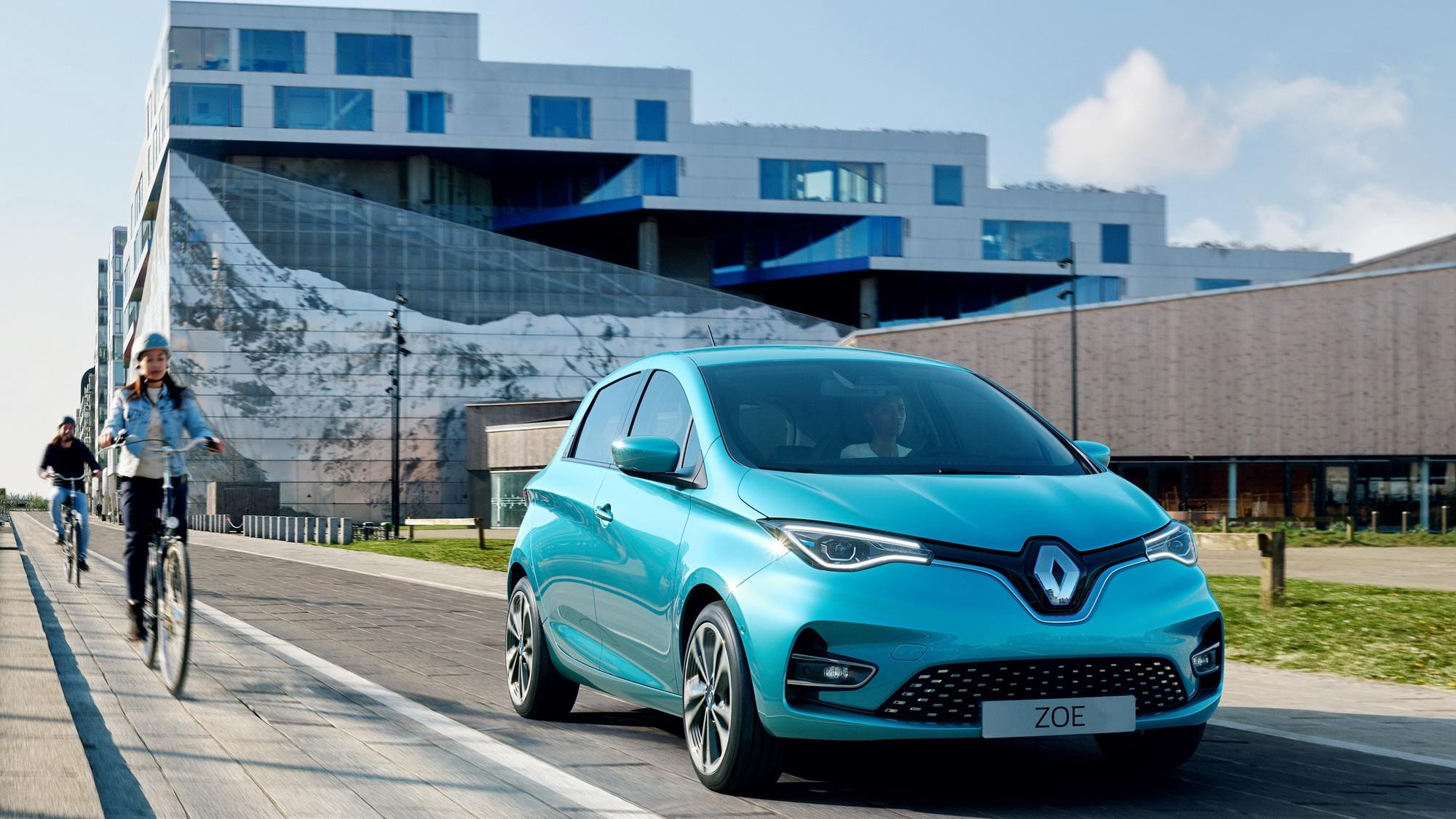 Η Renault ξεπέρασε σε πωλήσεις τα 300.000 ηλεκτρικά αυτοκίνητα