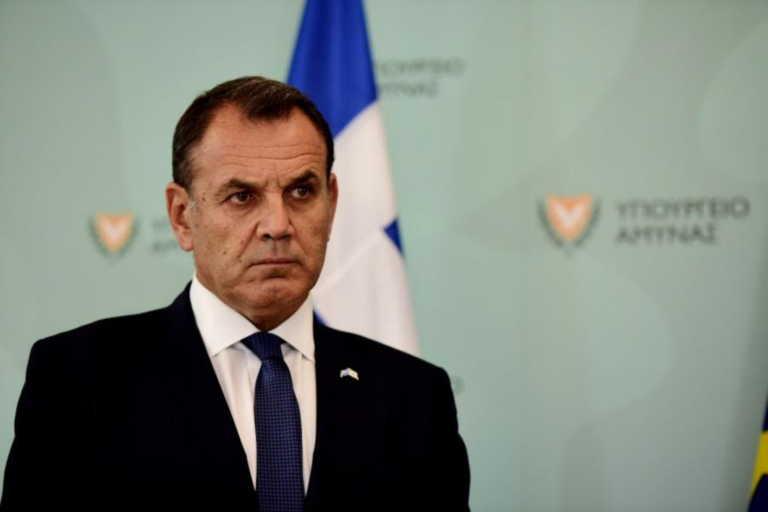 Στα Ηνωμένα Αραβικά Εμιράτα ο υπουργός Εθνικής Άμυνας Νίκος Παναγιωτόπουλος