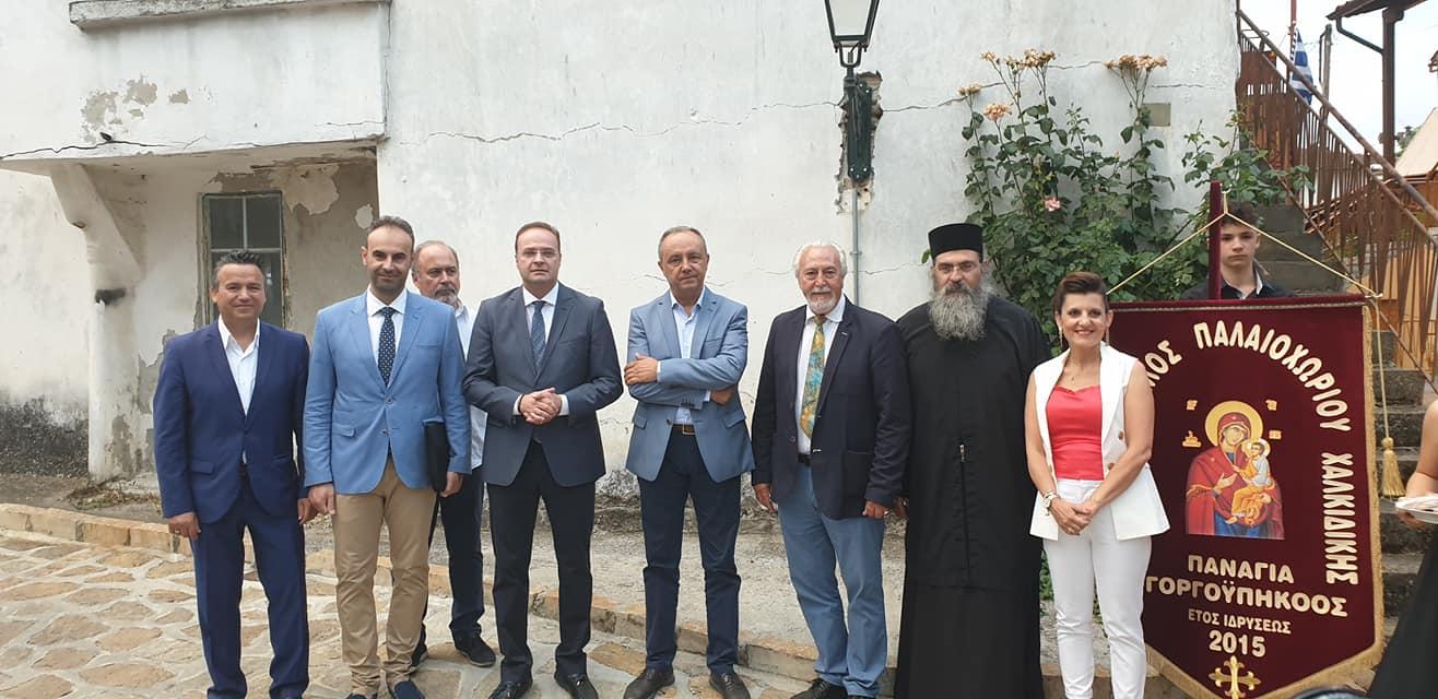 Χαλκιδική: Δώρισαν στο δημόσιο το σπίτι του Αλέξη Ζορμπά! Έτσι θα γίνει στο μέλλον (Φωτό)