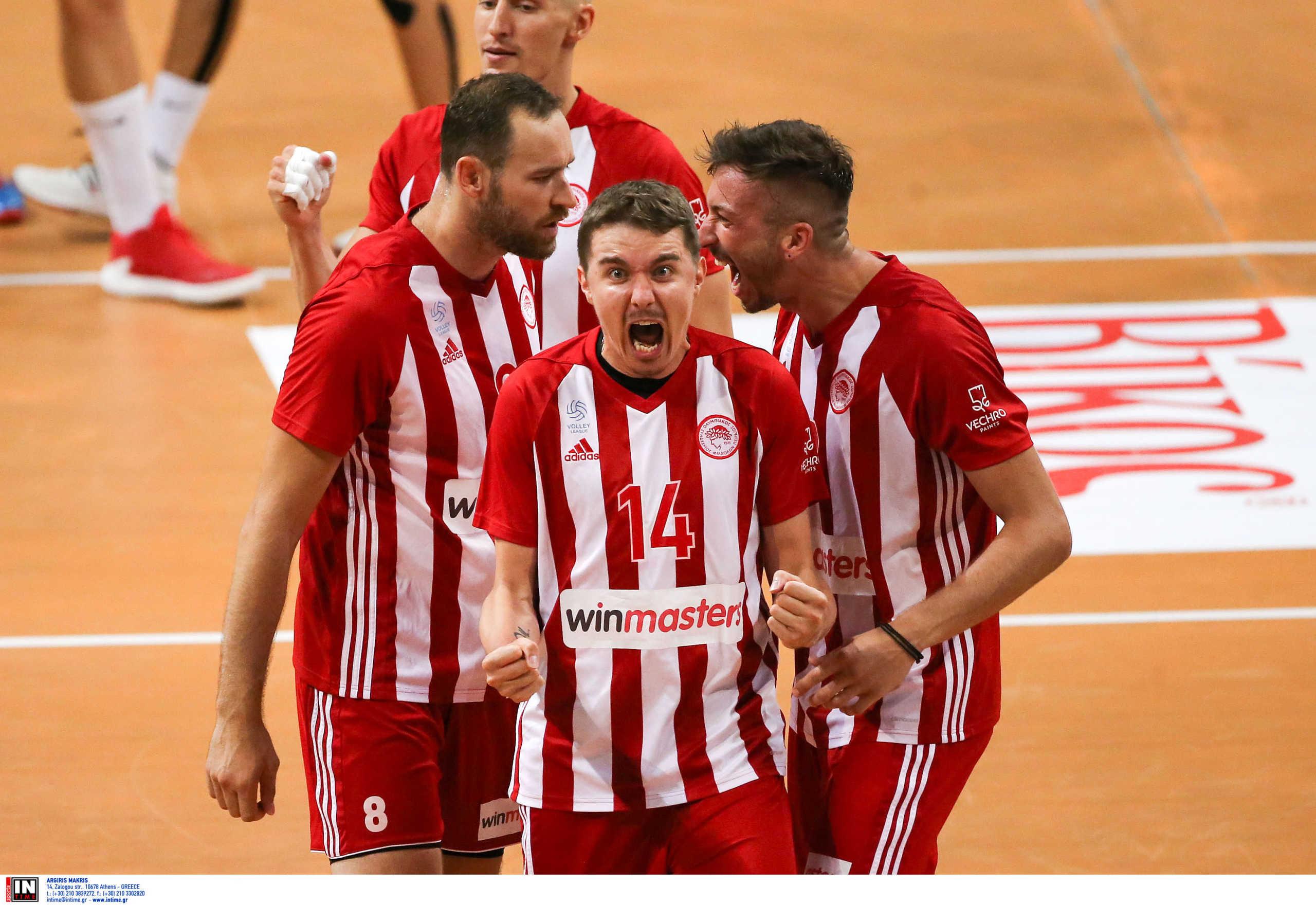"""Φοίνικας Σύρου – Ολυμπιακός: Ισοφάρισαν με """"περίπατο"""" οι Πειραιώτες"""
