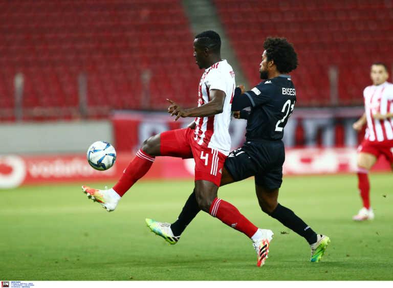 Ολυμπιακός - ΠΑΟΚ 0-0 LIVE: Έχασε μεγάλη ευκαιρία ο Μπίσεσβαρ