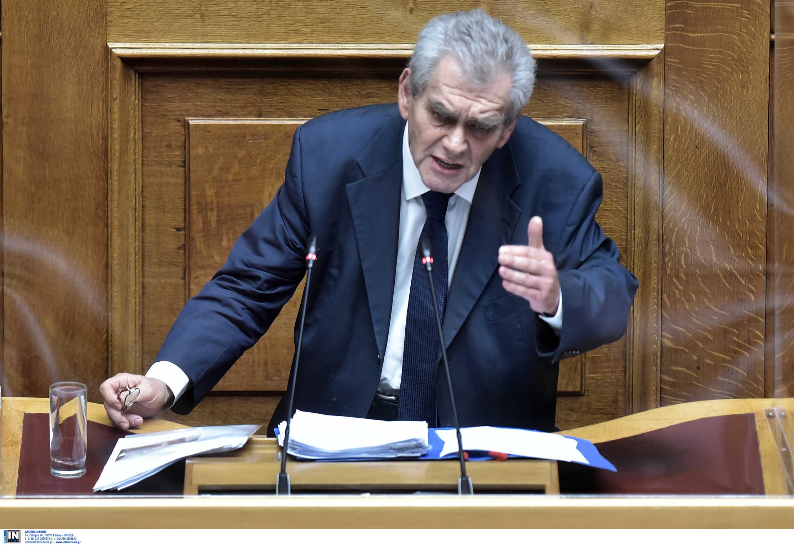 Παπαγγελόπουλος: Είμαι μόνο η αρχή των πολιτικών διώξεων – Ψηφίστε κατά συνείδηση