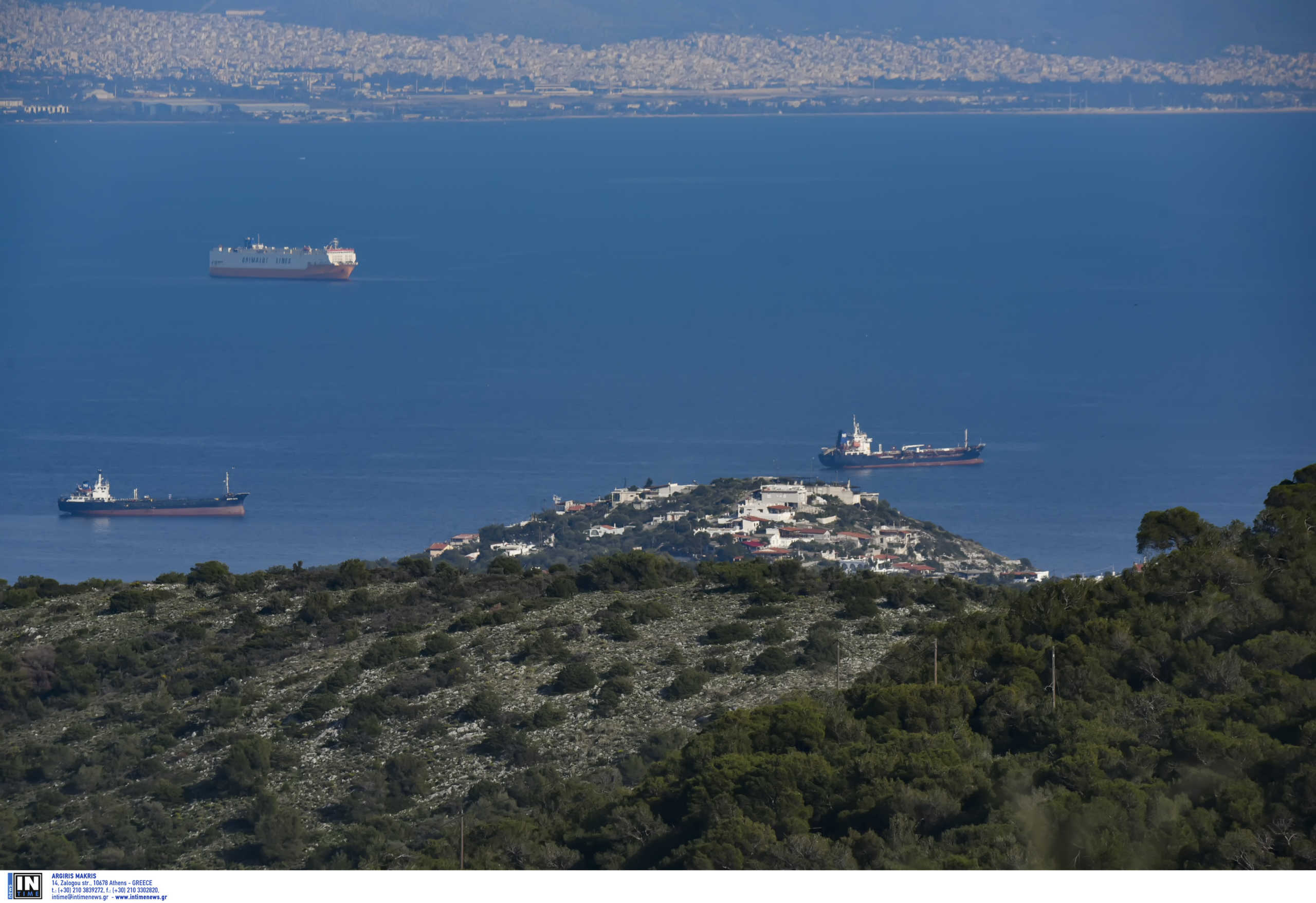 Τραυματίστηκε 34χρονος, μέλος πληρώματος πλοίου στο Πέραμα