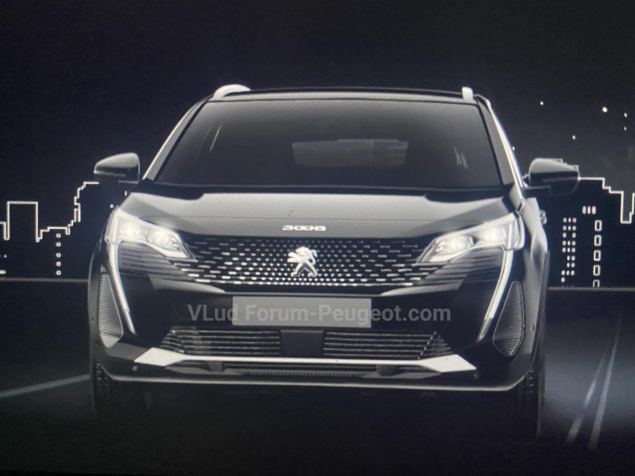 Αυτό είναι το ανασχεδιασμένο Peugeot 3008; [pics]
