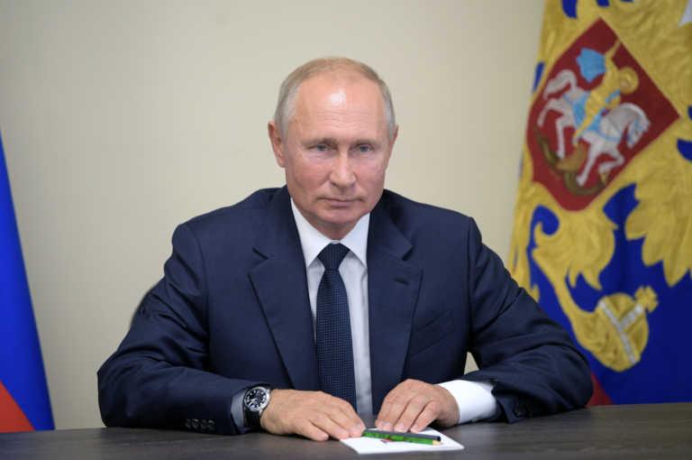 Πούτιν για το εμβόλιο κατά του κορονοϊού: Θα δώσουμε και σε άλλες χώρες το Sputnik V